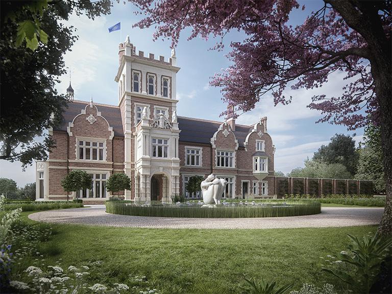 Athlone House | London | UK | 2018